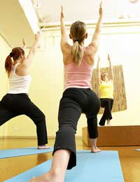 Yoga; Pilates; Tone; Balance; Strength;