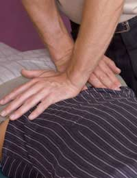 Back Pain Spinal Manipulation Vertebrae